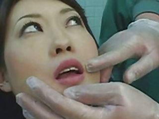 Japanese MILF Nurse Fucked Doctors Video 15