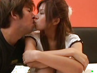 Junna Kawai fingered and fucked like crazy