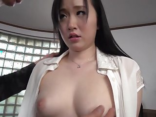 Yuka Wakatsuki ends amazing sex play with creampie