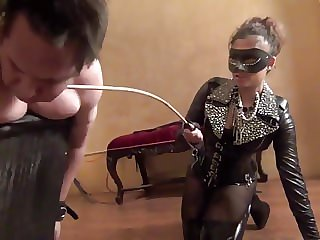Asian Mistress - My Cane has no MERCY - Fm