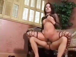 Anal with a nice asian