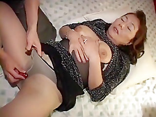 Fabulous Homemade video with Young/Old, Big Tits scenes