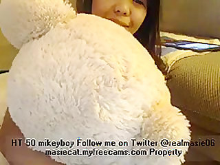masiecat secret movie scene 07/15/15 on 05:twenty one from MyFreecams