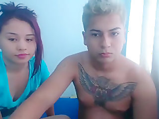 kinkyhotcouplex amateur record on 06/04/15 21:43 from Chaturbate