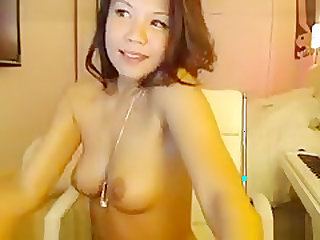 Amazing Webcam video with Asian, Big Tits scenes
