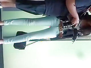 hot Chinese girl voyeur part 1